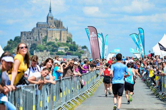 Covid-19: le Marathon du Mont Saint-Michel annulé