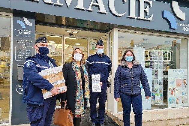 Violences, délinquance: des messages de prévention en pharmacie