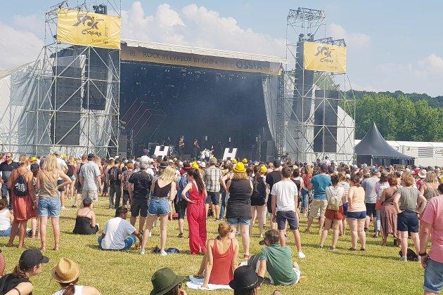 Le festival Rock in Évreux aura bien lieu maisavec un public assis
