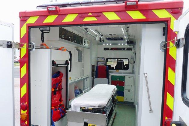 Un jeune de 16 ans grièvement blessé après un accident de scooter