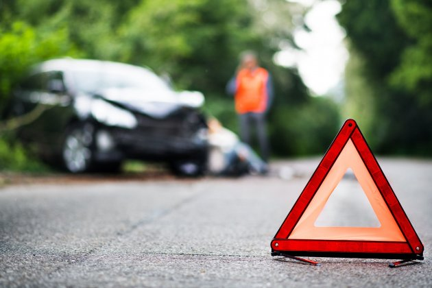 Trois blessés dont deux graves dans un accident