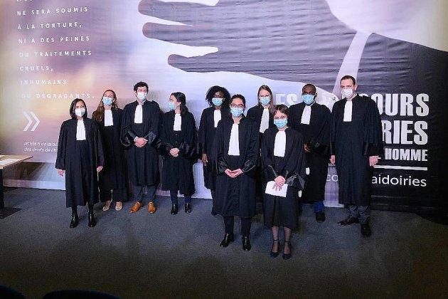 Plaidoiries: une avocate du Val-de-Marne remporte la finale