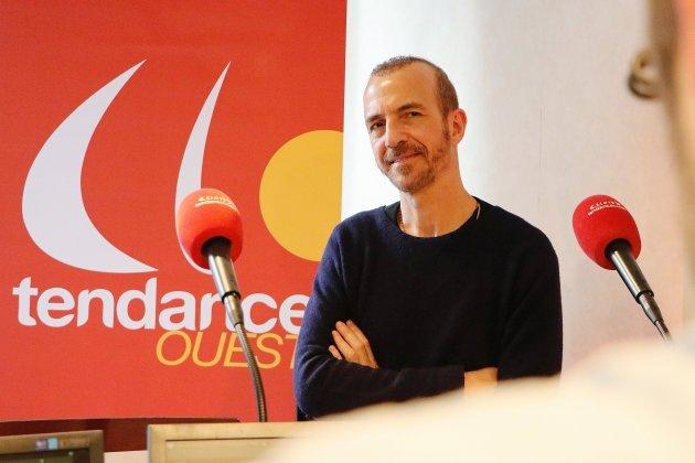 Revivez l'interview de Calogero dans les studios de Tendance Ouest