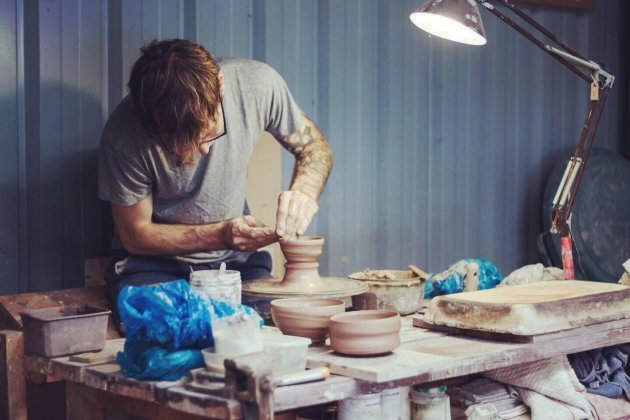 Découvrir l'artisanatgrâceau site Wecandoo