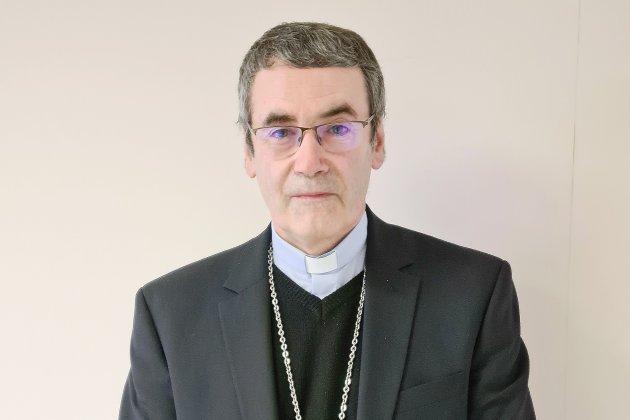 Mgr Habert se confie sur lalettre des évêques pourlutter contre la pédophiliedans l'Eglise