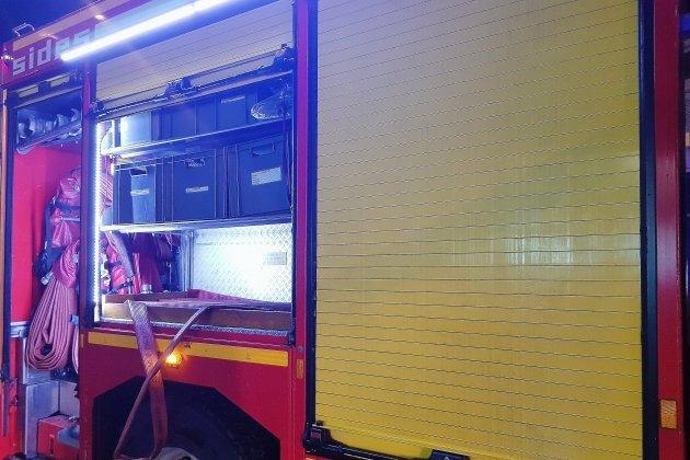 Une maison détruite dansun incendie,deux personnes relogées