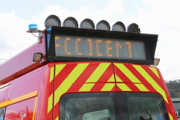 Un accident de poids lourd provoque 1,5km de bouchons