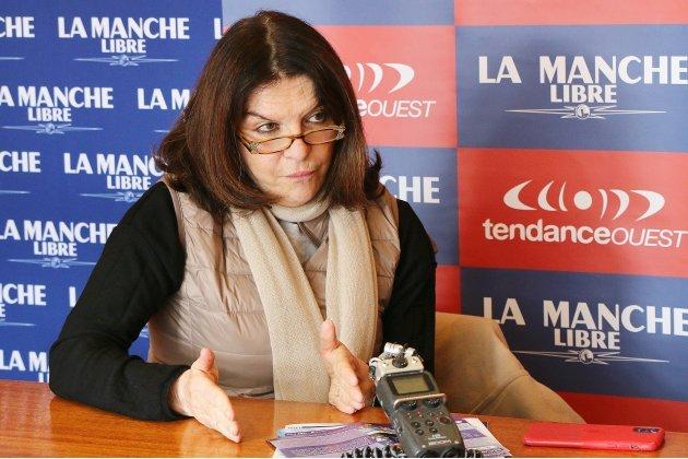 """Nathalie Goulet: """"Au cul du monde, on profite moins de l'argent de la Région"""""""
