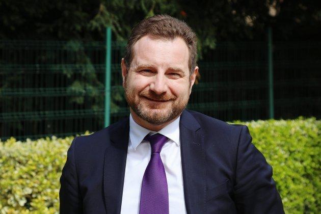 Laurent Bonnaterre candidatà la présidence de la Région