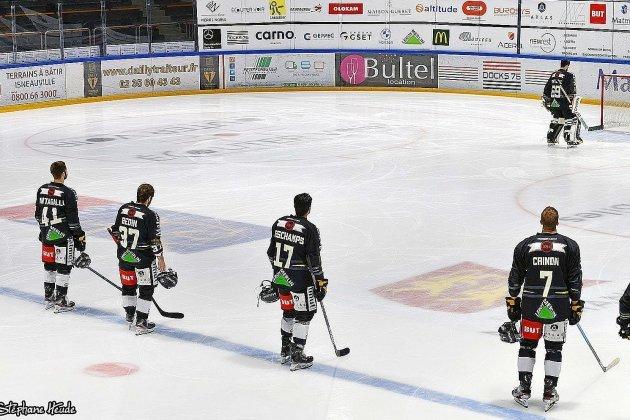 Grenoble conteste à Rouen le titre de champion de France