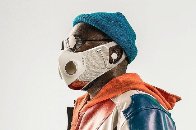 Will.i.am lance son masque avec casque audio intégré