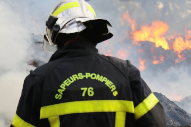 Violent incendie dans une entreprise de peinture