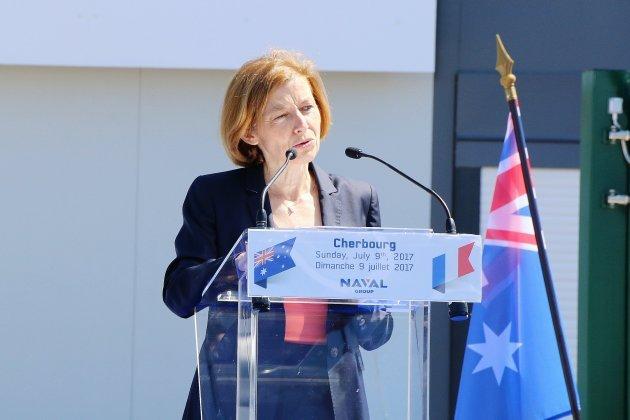 La ministre des Armées visitera le chantier du sous-marin Perle