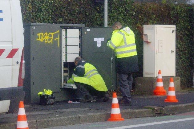 Une grosse panne d'internet et de téléphone touche le département
