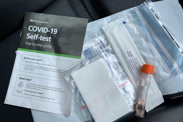 Autotests: un outil de plus contre le coronavirus