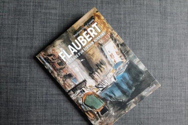 Gustave Flaubert: itinéraire d'un écrivain normand
