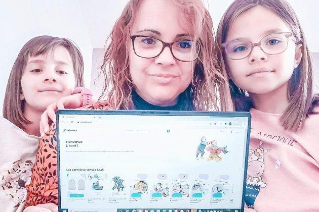 Normande de cœur, elle lanceun marché en ligne dédié aux jumeaux