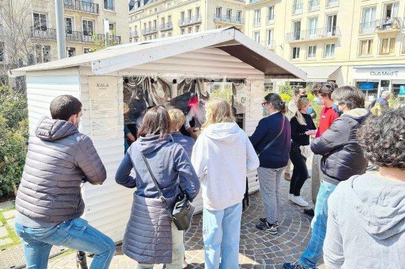 """""""Place aux restos"""": un succès pour la vente à emporter"""