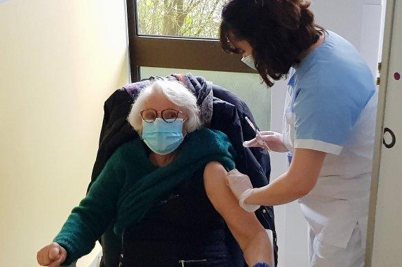 Près de 95000injections de vaccin contre la Covid-19 réalisées