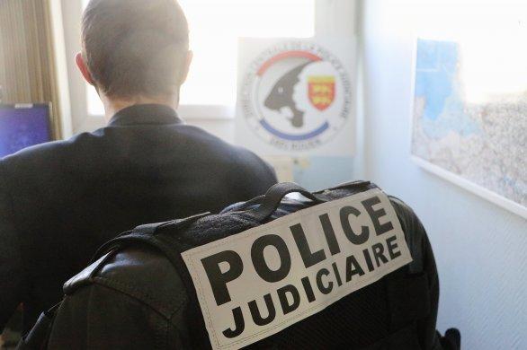 Léonard Fauvet, nouveau patron de la police judiciaire