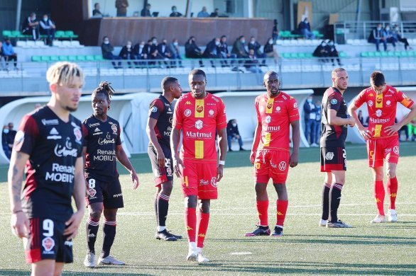 Pas encore de montée en Ligue 2 pour QRM mais elle se rapproche