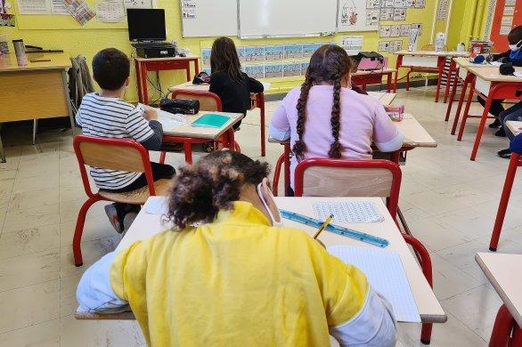 Une rentrée scolaire presque normale dans le quartier de la Pierre Heuzé