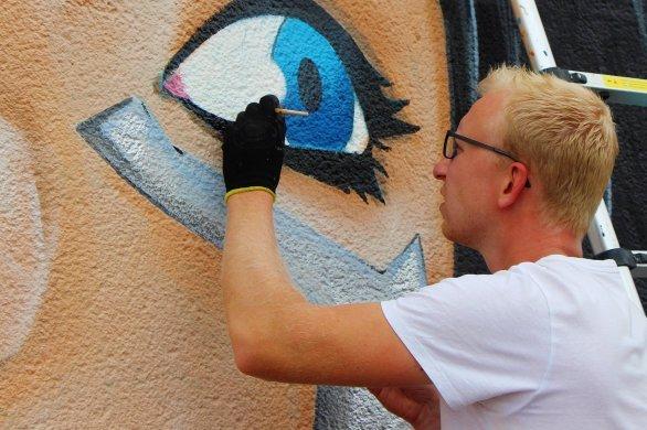 Des street artistes recherchés par l'office de tourisme