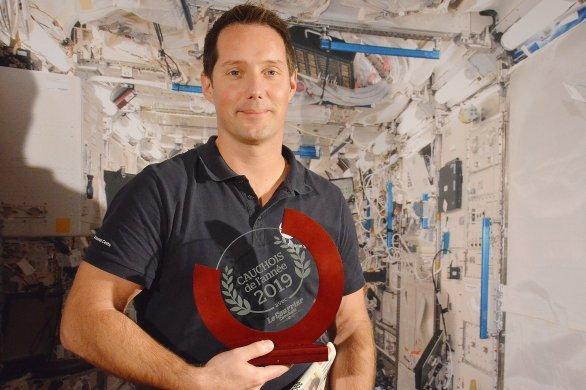 Une pétition pour que Thomas Pesquet puisse voir Kaamelott dans l'ISS