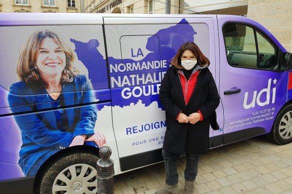 """Nathalie Goulet renonce aux régionales: """"On ne peut pas jouer avec la dispersion des voix"""""""