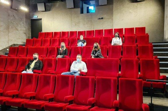 Les cinémas préparentleur réouverture