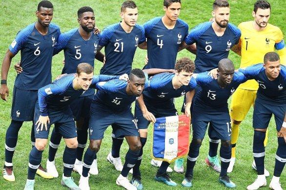 Jeu du sélectionneur: constituez votre équipe de France idéale!