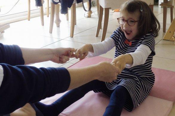Juliette, 5 ans: près de 70000€ récoltés pour son opération aux États-Unis