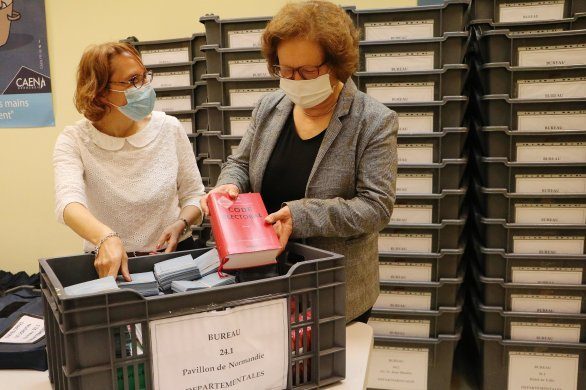 Bureaux de vote: la mairie en quête d'assesseurs
