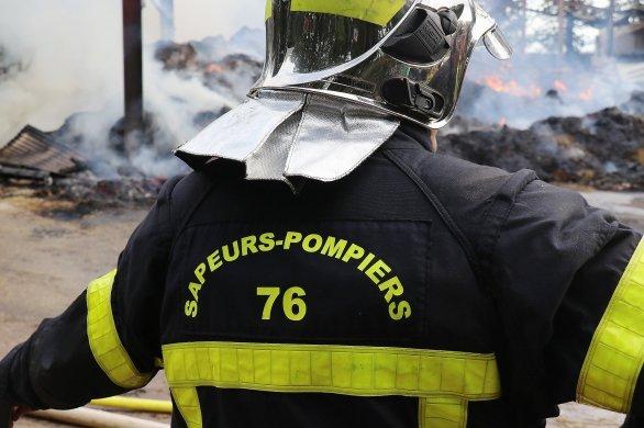 Explosion dans une entreprise, au moins trois blessés