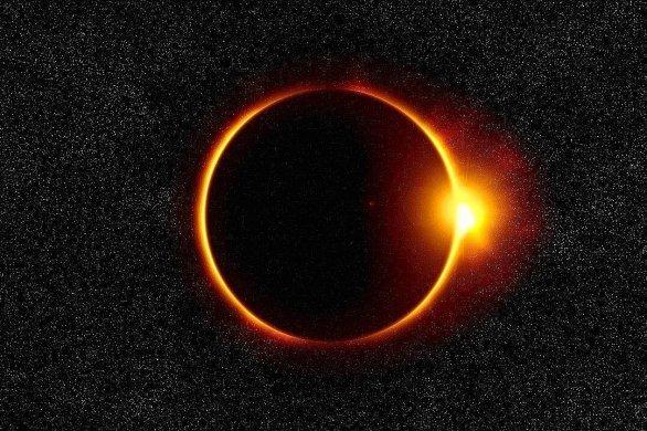 Une éclipse à voir dans le Cotentin depuis le Planétarium Ludiver!