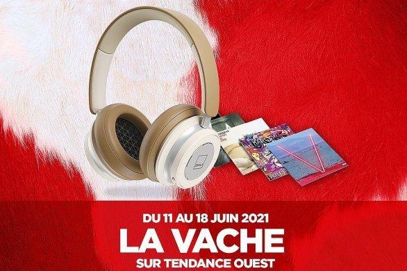 La Vache vous offre un casque Dali ettous les albums des Maroon 5