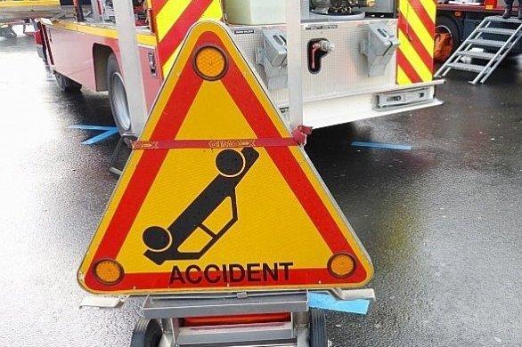 Quatre blessés dans un accident entre deux voitures