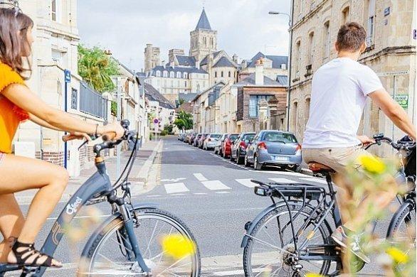 Plongez dans l'histoire avec un rallye à remonter le temps… à vélo!