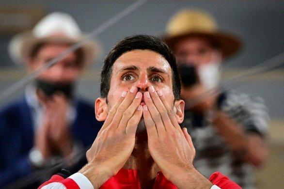 Roland-Garros: Djokovic terrasse Nadal