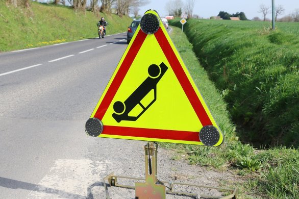 Accident de la route : une jeune fille de 17 ansgravement blessée