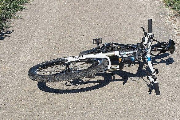 Un quinquagénaire en urgence absolue après une chute de vélo