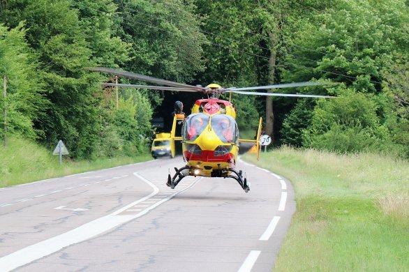 Un homme de 40 ans tué dans un grave accident à la Mailleraye