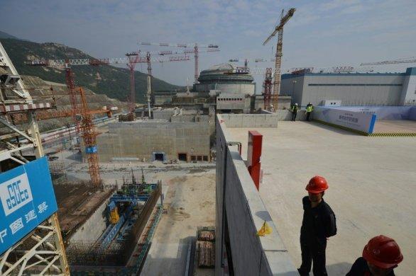 EPR chinois: augmentation de la concentration de gaz rares dans le circuit primaire, selon EDF