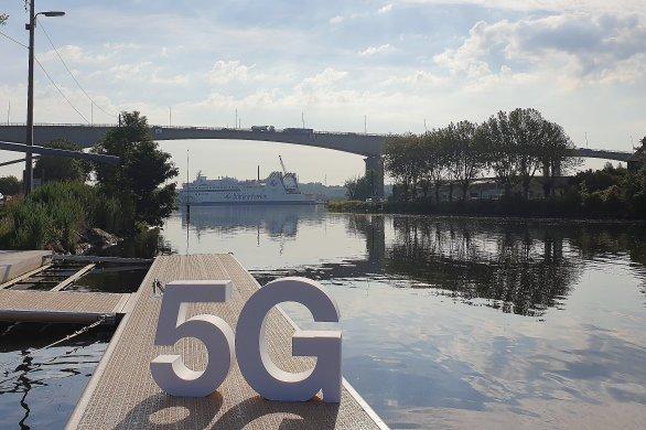 La 5G déployée à Caen et dans onze communes de l'agglo