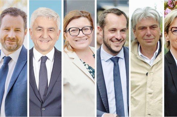 [LIVE VIDEO] Régionales 2021 en Normandie. Suivez en direct le débat d'avant premier tour entre les sept candidats !