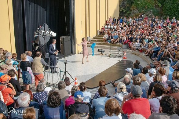 Le théâtre marin va reprendre vie tout l'été