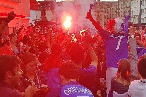 Quelles règles pour la diffusion des matchs de l'Euro de foot?