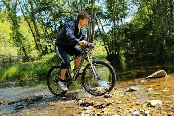Une balade sportive dans la Vallée de la Vire, (re)découvrir la nature