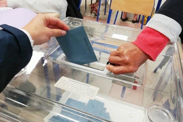 Plus dedeux tiers des Calvadosiens ne sont pas rendus aux urnes