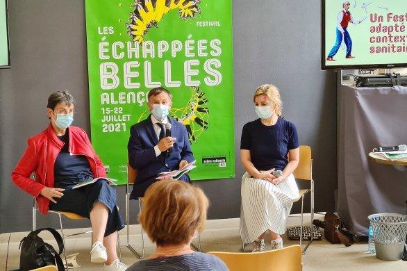 Festival Les Échappées Belles: le programme de la 24e édition dévoilé